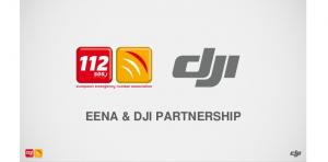 DJI și EENA – parteneriat pentru evaluarea utilizării dronelor în situații de urgență