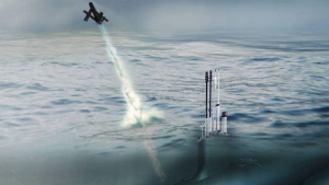Drone lansate de sub apă