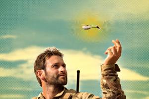 Dronele de buzunar și roboții, arme de luptă în viitor
