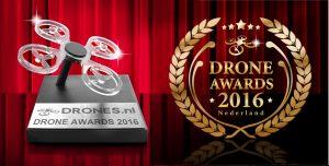 Olanda, Drone Awards – 2016 a stabilit câștigătorii