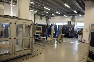 Primul centru pentru roboți autonomi din România