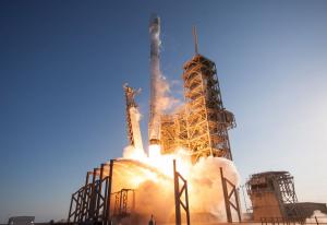 SpaceX a recuperat racheta Falcon 9, pentru relansare