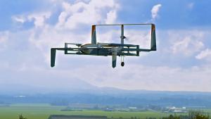 Amazon vrea centre de livrări cu drona în zone urbane