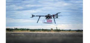 Zonă de teste pentru zborul UAV, în sud-estul Africii