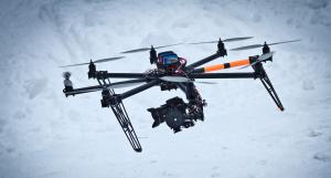 Dronele care vor revoluționa transmisiunile în direct