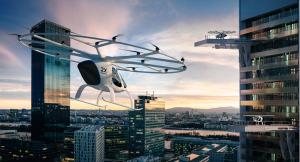 Cadrul legal pentru taxiuri aeriene autonome în Dubai
