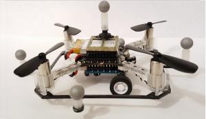 """Dronele aeriene (sUAV) se vor """"deplasa"""" pe șosele !?"""