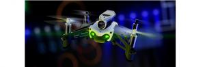 Parrot Mambo FPV, o dronă quadcopter pentru curse