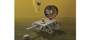 Explorarea planetei Venus cu un rover autonom (AREE)