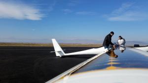 Celule solare montate și testate pe drona StratoAirNet