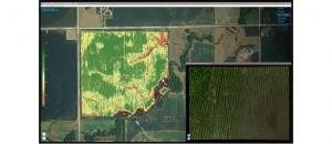 O nouă generație de drone în agricultura de precizie