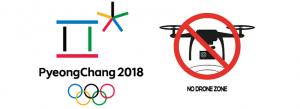 """""""No-Fly-Zone"""" pentru drone DJI, la Olimpiada de Iarnă"""