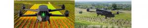 Parrot Bluegrass, dronă multifuncțională (în agricultură)