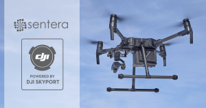 Colaborare Sentera și DJI, sau senzor AGX710 pe M200
