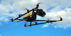 Soluții software noi pentru aplicațiile dronelor Intel (2)
