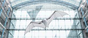 BionicFlyingFox, obiect zburător ultra-ușor dar inteligent