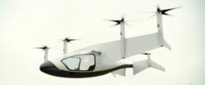 eVTOL Rolls-Royce pentru zbor cu 250 mph (400 km/h)
