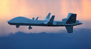 SkyGuardian a aterizat după ce a traversat Atlanticul