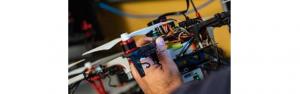 Drone pentru detectarea substanțelor periculoase