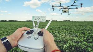 Utilizarea dronelor în agricultura continentului african