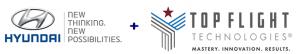 Parteneriatul strategic dintre Hyundai și Top Flight