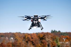 Airborg™ H8 10K, dronă hibrid de mare anduranță