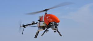 Imagini precise preluate cu drona VTOL Alpha 800