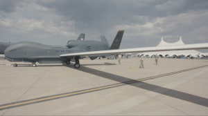 RQ-4B Global Hawk a fost prezentată la Avalon 2019
