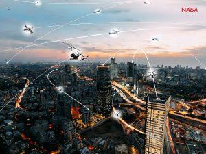 Sistem NASA de control al traficului dronelor, la final