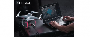DJI Terra, software pentru analiza datelor de la drone