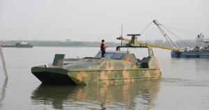 China, primul vehicul militar autonom de debarcare