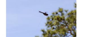 Prima utilizare a nano-dronelor în armata americană