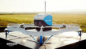 Noua versiune a dronelor de livrare Amazon Prime Air