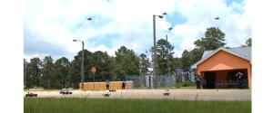 Echipele DARPA au efectuat noi teste cu roiuri de drone