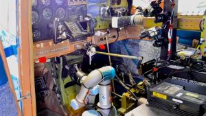 ROBOpilot, dispozitiv care conduce autonom aeronave