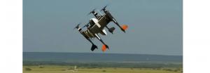 Drona eVTOL APT 70 a efectuat primul zbor autonom