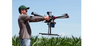 Drone aeriene pentru salvarea unui fluviu în pericol
