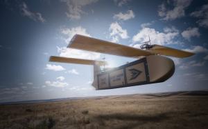Drone aeriene pentru aprovizionarea trupelor terestre