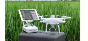 Un nou standard în aplicațiile cu drone din agricultură
