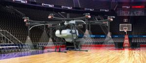 Drone în lupta contra virusului SARS-CoV-2 (exemple)