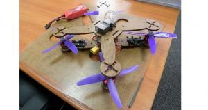 Putra UAV, drona cu o structură din fibre naturale