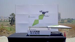 Timpul de încărcare a bateriilor dronelor, 5 minute !