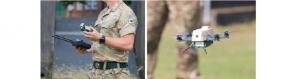 Soldații britanici vor fi echipați cu nano-drone Bug (2)