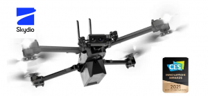 Skydio a primit premiu pentru drona X2 la CES'21 (2)