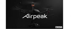 Airpeak, noua dronă prezentată de Sony la CES 2021