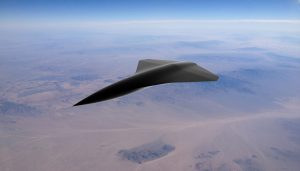 Arrow, prima dronă care ajunge la viteze supersonice (1)