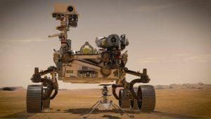 Primul zbor pe Marte al dronei Ingenuity se apropie (2)