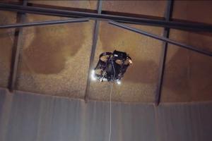 Inspecții cu Scout 137 în spații închise și slab luminate