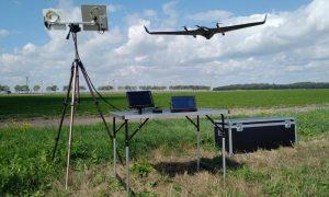 DeltaQuad Pro, dronă pentru urmărirea obiectelor (1)