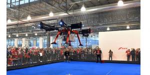 FPT Industrial, nou record mondial cu drona Forvola®